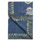 DESIGNERS GUILD - Quill Cobalt Throw thumbnail