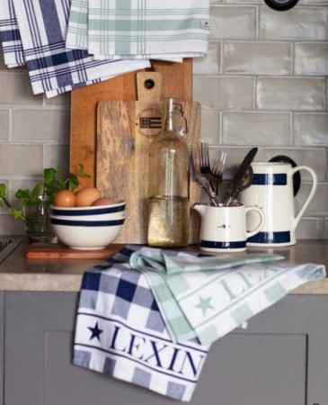 LEXINGTON - Gingham Kitchen Towel